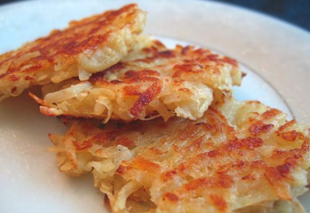 Crispy Potato Cakes - Real Recipes from Mums