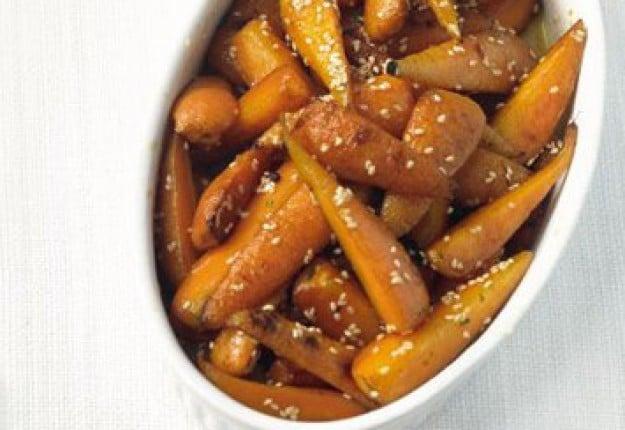 Honey Carrots