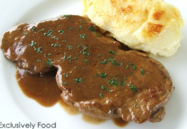 Steak diane real recipes from mums steak diane forumfinder Choice Image
