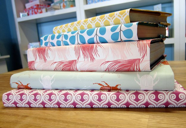 Book Cover Out Of Wrapping Paper : School book wrapping ideas and inspiration mouths of mums
