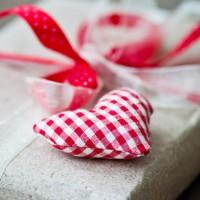 Little love heart gift tags