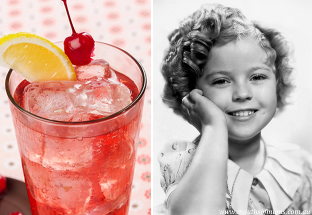 In honour of Shirley Temple