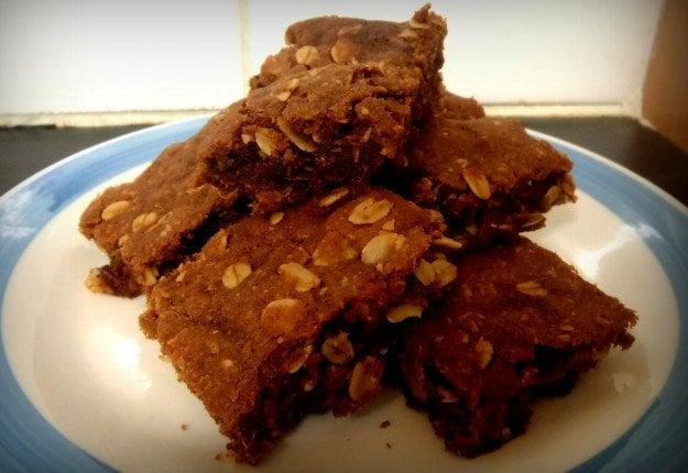 mom93821 reviewed Chocolate ANZAC Slice