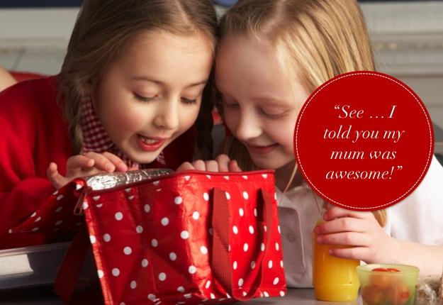 5 Great Snacks For Primary Schoolers