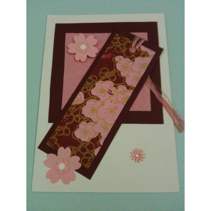 Gift card plus bookmark