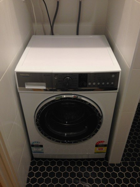 washing machine front loader review