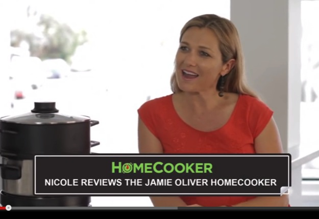 Nicole reviews the Jamie Oliver HomeCooker