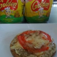 Cream Cheese Golden® Crumpets with Oats