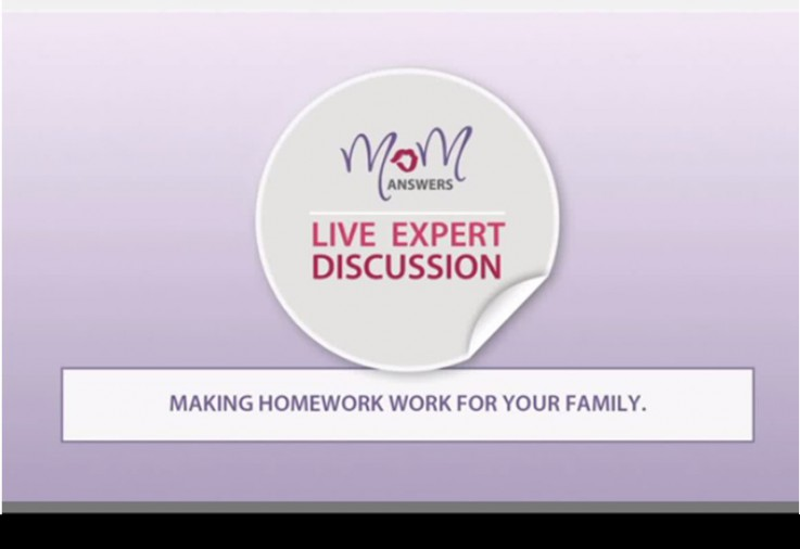 Sonja Walker responds to the issue of making homework work for your family