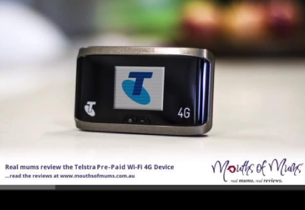 Telstra Mobile Wi-Fi 4G Device