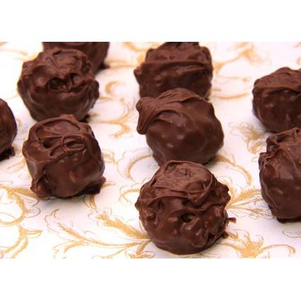 Choc Bites (home-made Ferrero Rocher)