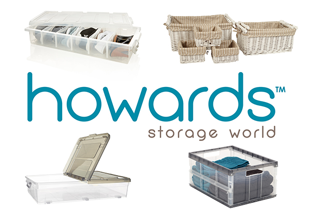 Win 1 of 2 howards storage world bundles competition - Howards storage ...