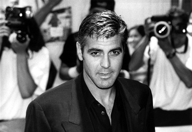 George Clooney shares one thing that worries him about having twins