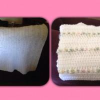 Beginners Crochet Baby Blanket