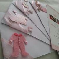 Fancy Baby Christening Envelopes
