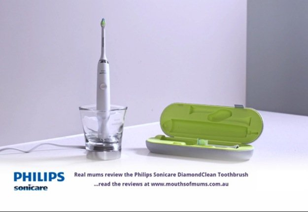 Watch video reviews of the Philips Sonicare DiamondClean