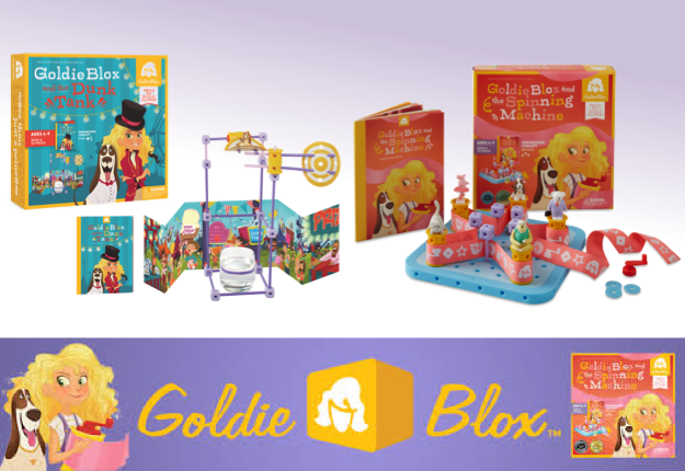 a.jmorris reviewed WIN 1 of 7 GoldieBlox Prize Packs!