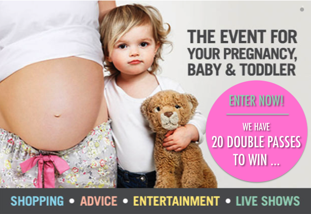 A review for WIN a Double Pass to The Baby & Toddler Show in Sydney!