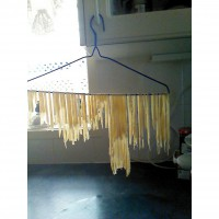 home made pasta for your favorite Italian dish!