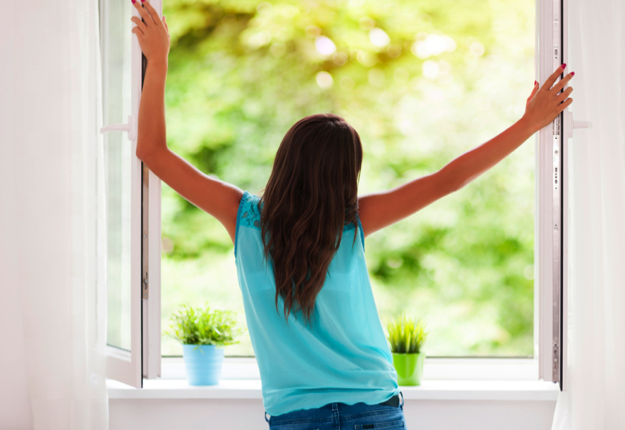 Top 5 tips for improving air quality in your home
