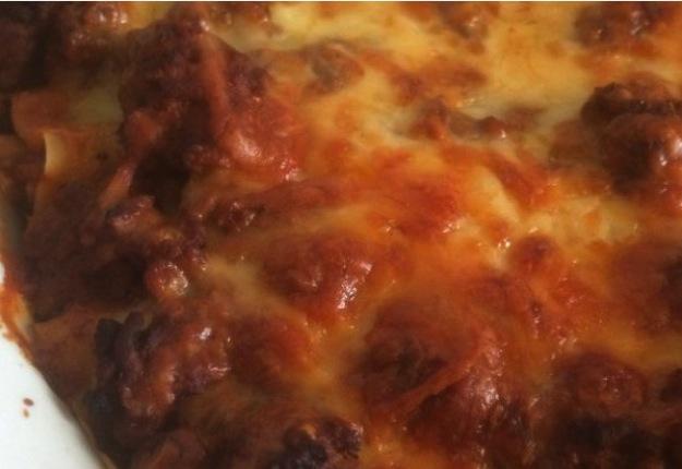 Home made Lasagne