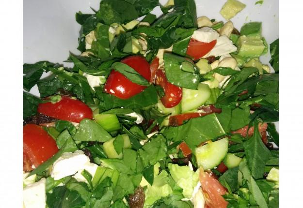 Naked Salad