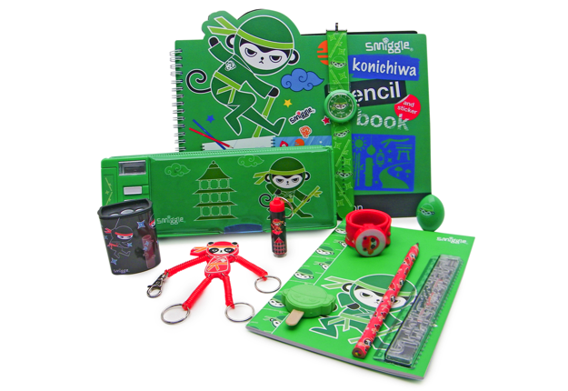 Win 1 Of 5 Smiggle Christmas Packs Competition