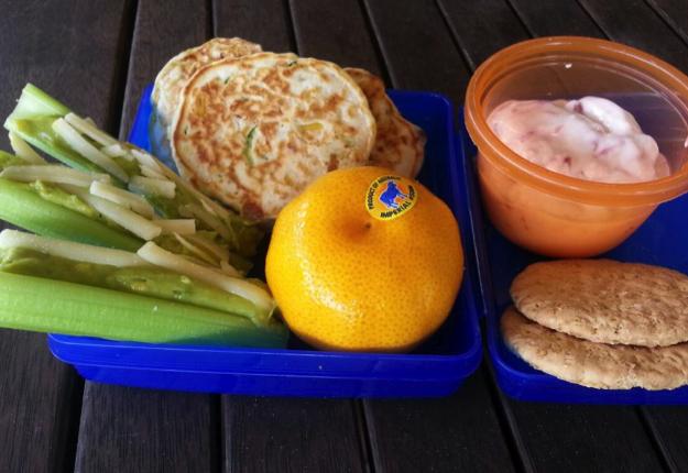 Aussie Celeb Gets Lunch Box Shamed