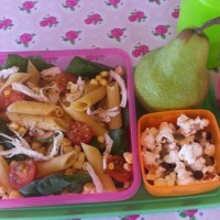 Simple, healthy lunchbox idea #3