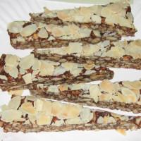 Almond panforte