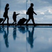 Tips for flying with kids during the holidays