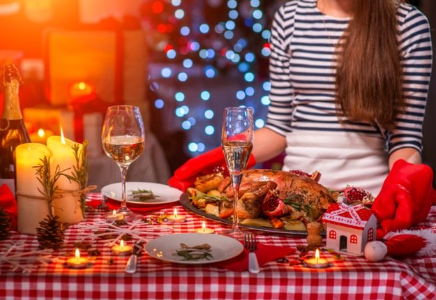 5 tips to eating healthy over christmas mouths of mums for What fast food is open on christmas day