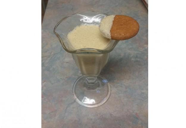 Gingerbread eggnog