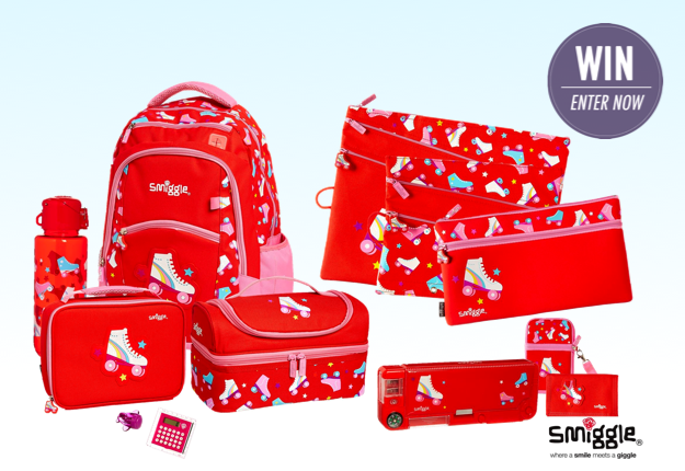 Smiggle bags for school - Win 1 Of 2 Smiggle Back To School Packs Competition Closed