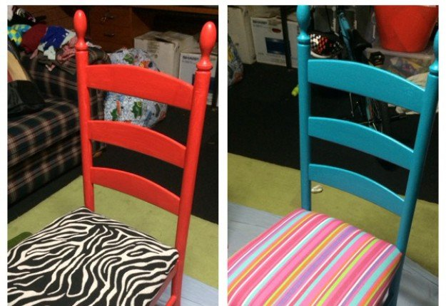 Upcycle your chairs
