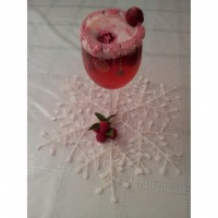 Candylicious Christmas sparkling spider (two ways - adults and kids)