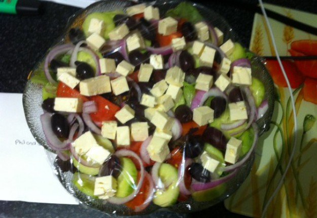 Greek salad