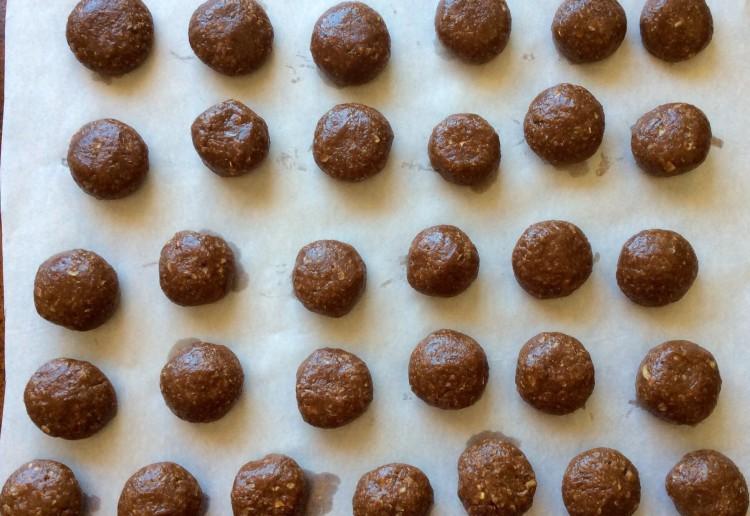 Oatmeal No Bake Cookies