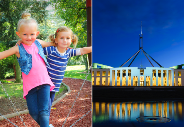 The best Canberra playgrounds to visit
