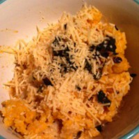 Easy and delicious pumpkin risotto!