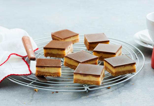 Best-Ever Caramel Slice