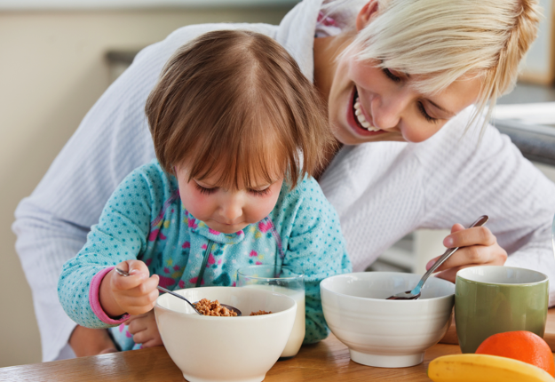 Find your morning happy in a bowl and forget the breakfast hoo hah!