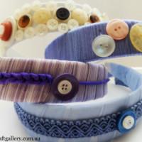 Handmade Hairbands for Little Girls