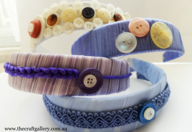 Handmade Hairbands for Little Girls