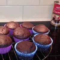 Egg Free Chocolate Muffins