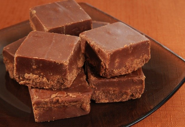 Super Simple Chocolate Fudge Real Recipes From Mums