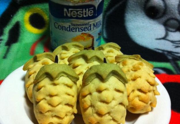 Fancy Pineapple Tart