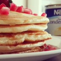 Sweet Condensed Milk Stacks