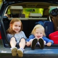 Tips to prevent kids getting car sick