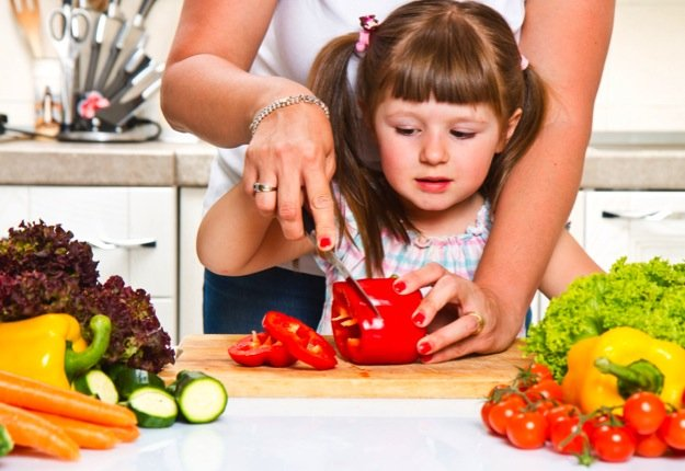 When Should Kids Be Trusted in the Kitchen
